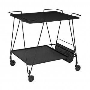 MATEGOT trolley - black