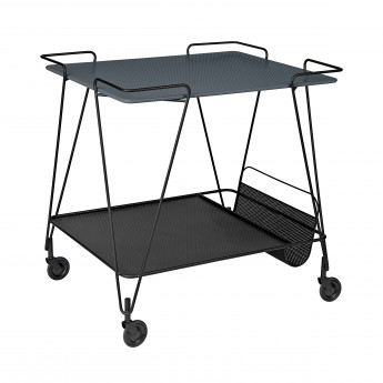 MATEGOT trolley - black
