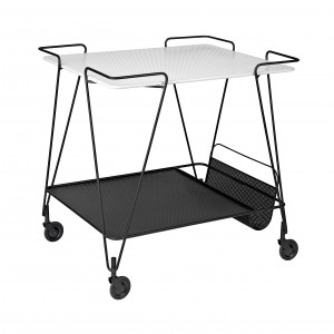 MATEGOT trolley - white