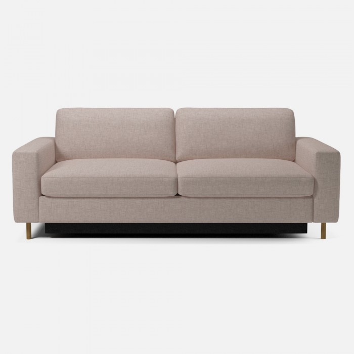 SCANDINAVIA sofa 2 seats 1/2