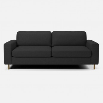 SCANDINAVIA sofa 2 seats 1/2