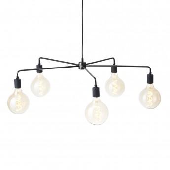 CHAMBERS CHANDELIER TRIBECA pendant lamp - Black Ø76