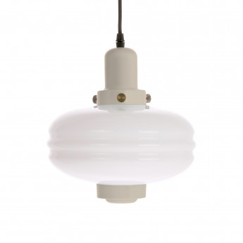 GLASS pendant lamp M grey