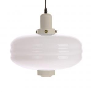 GLASS pendant lamp - Grey L