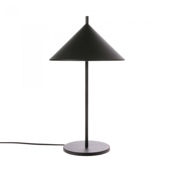 TRIANGLE lamp black metal