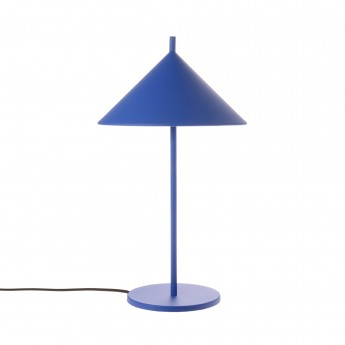 TRIANGLE lamp black metal