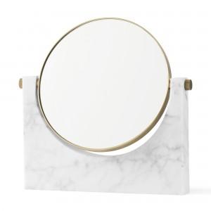 Miroir PEPE MARBLE - Blanc