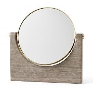 Miroir PEPE MARBLE - Brun