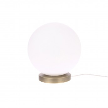 GLASS BALL lamp M