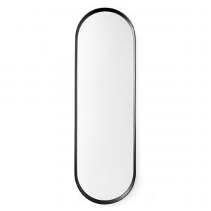 Miroir NORM OVAL - Noir
