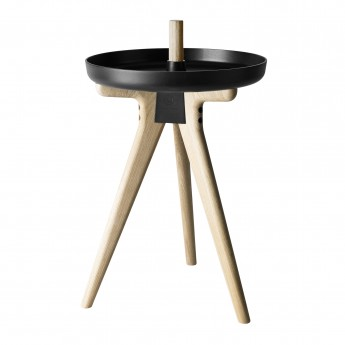 Side table / Stool FLIP AROUND - Light Ash