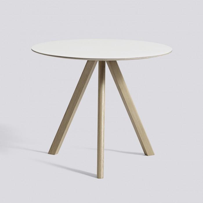 COPENHAGEN round table 20 - Ø 90 x H 74 cm