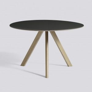 Table ronde Copenhague modèle 20 - Ø 120 x H 74 cm