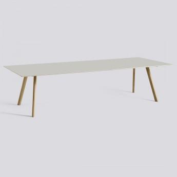 Table COPENHAGUE modèle 30 - 300x120 cm - modèle d'exposition