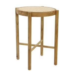 WEBBING Stool - Natural