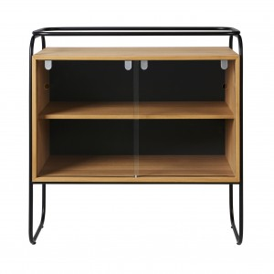 GIRO oiled oak sideboard