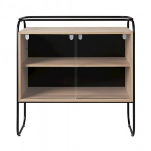 GIRO white oiled oak sideboard