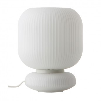 Lampe de table MAIKO blanc