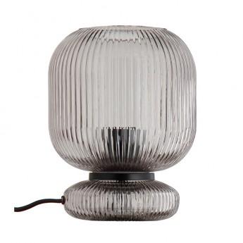 Lampe de table MAIKO gris
