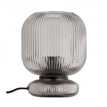 MAIKO grey table lamp
