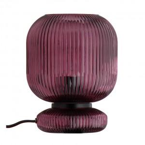 Lampe de table MAIKO violet