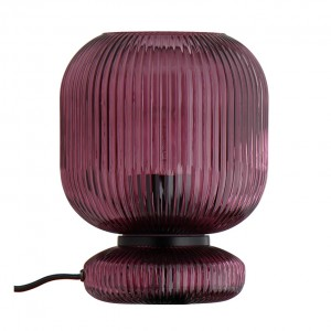 MAIKO purple table lamp