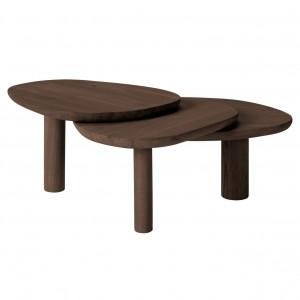 LATCH smoked oak coffee table