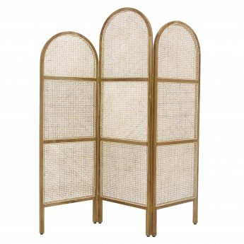 WEBBING Room divider - Natural