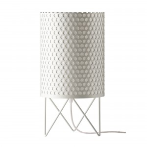 ABC white lamp
