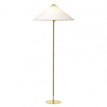 9602 canvas floor lamp