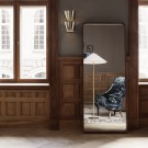 9602 canvas floor lamp