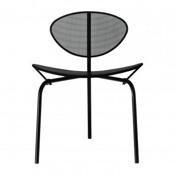 Chaise NAGASAKI noir
