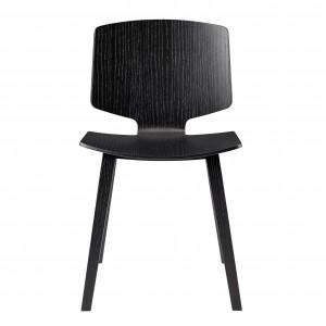 Chaise VALBY - Chêne noir