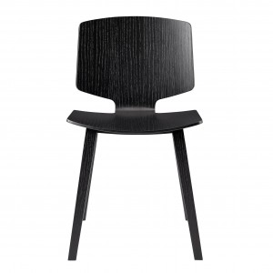 VALBY Chair - Black oak