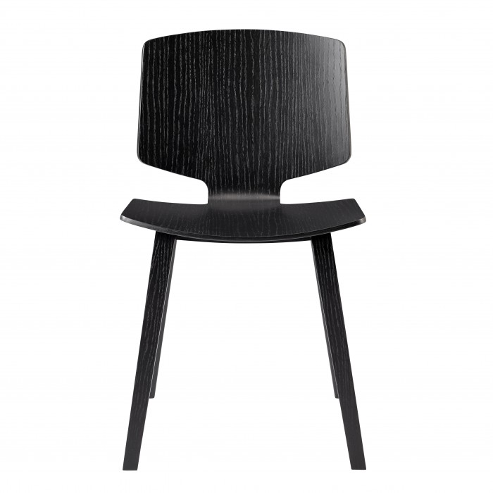 Chaise VALBY - Noir