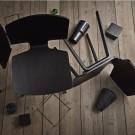 VALBY Chair - Noir