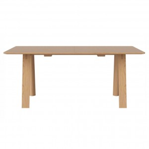 HILL Dining table oiled oak