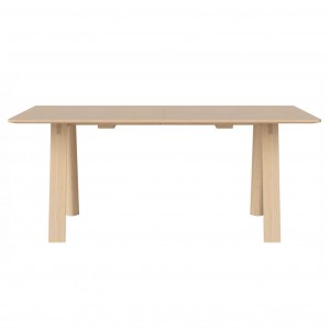 Table HILL chêne blanchi