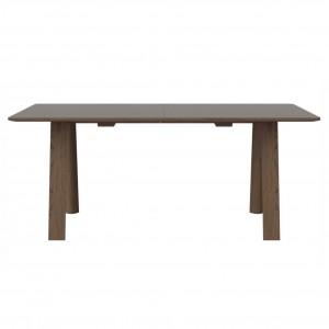 Table HILL chêne fumé