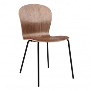 LINGUA walnut Chair
