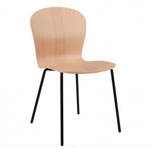 LINGUA oak Chair
