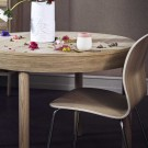 LINGUA walnut Chair