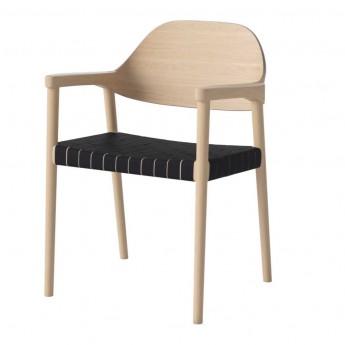 Chaise MEBLA noir