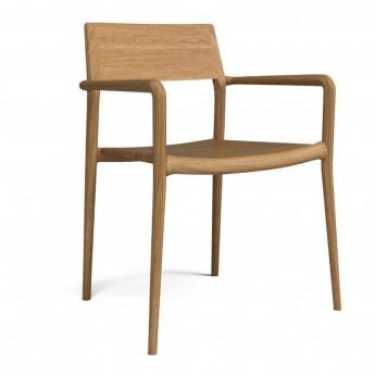 CHICAGO oak Chair