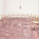 SWING Chair - Black oak