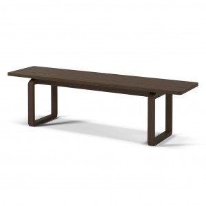 DT18 Bench - Smoked oak