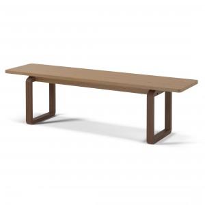 DT18 Bench - Oak, walnut