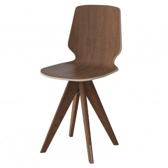 MOOD chair - Walnut