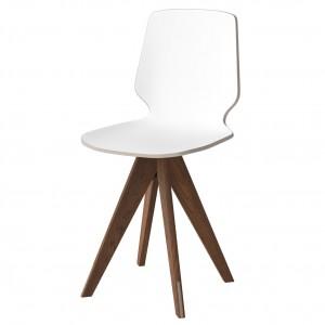 MOOD chair - Bleached oak