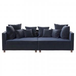Mr BIG Sofa   2 Units NOVEL/blue